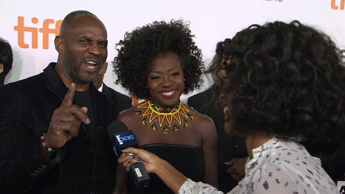 Viola Davis Thanks Fans for PCAs Nom