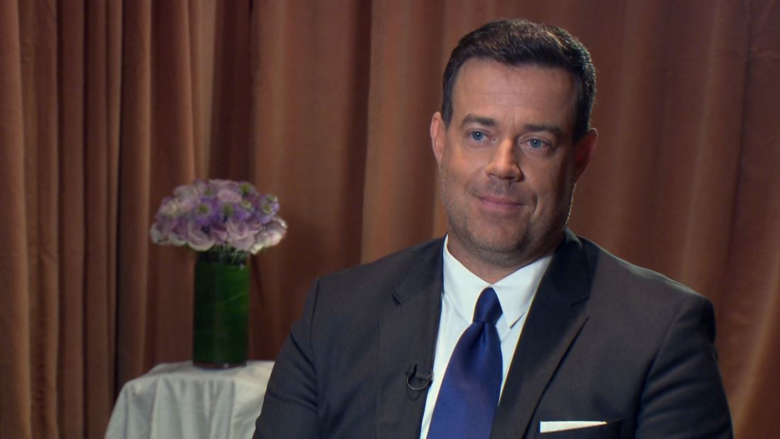 """Carson Daly on """"The Voice"""" PCA Nomination"""