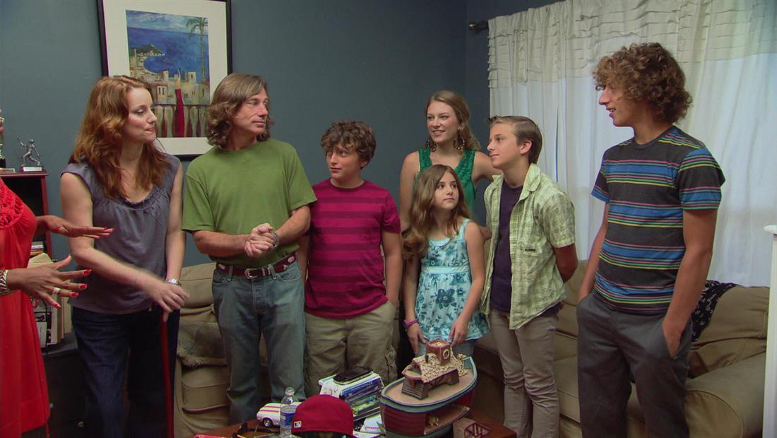 Bruce/Rawlings Family